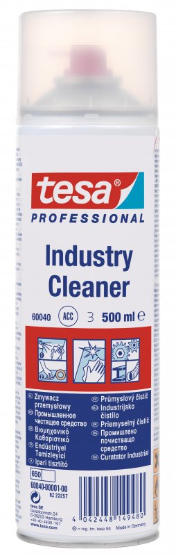 tesa® 60040  INDUSTRY CLEANER | hanak-trade.com