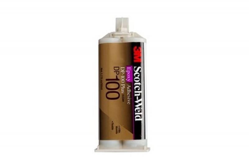 3M Scotch-Weld™ DP100 50ml, transparentní | hanak-trade.cz