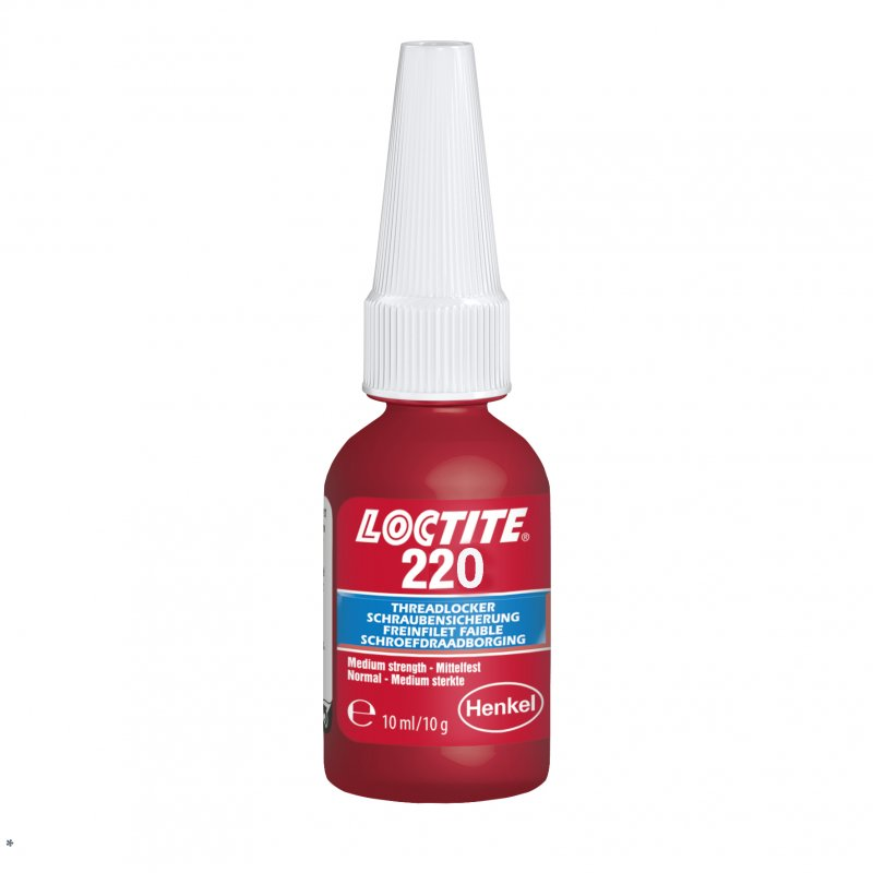 LOCTITE 220 - 10 ml | hanak-trade.cz